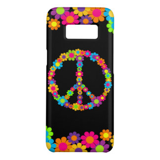 Customizable Pop Flower Power Peace Case-Mate Samsung Galaxy S8 Case