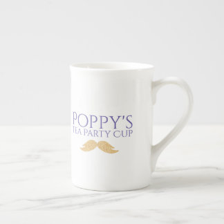 CUSTOMIZABLE Poppy's Tea Party Cup