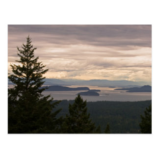 Customizable Postcard: San Juan Islands Pano Postcard