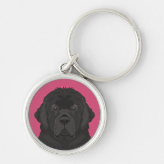 Customizable Premium Keychain - Choose Color
