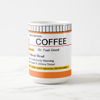 Customizable Prescription Mug