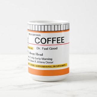Customizable Prescription Mug