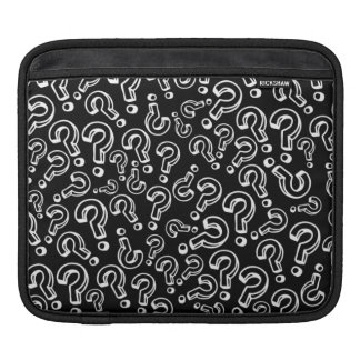 Customizable Question Marks Sleeves For iPads