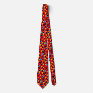 Customizable Retro Boomerangs Tie