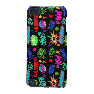 Customizable Retro Comic Call Outs iPod Touch (5th Generation) Case