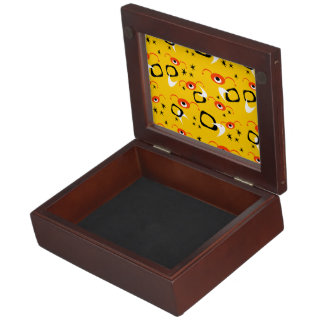 Customizable Retro Spiders Memory Boxes