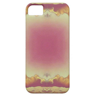 Customizable Rose Yellow Framed Center. iPhone 5 Covers