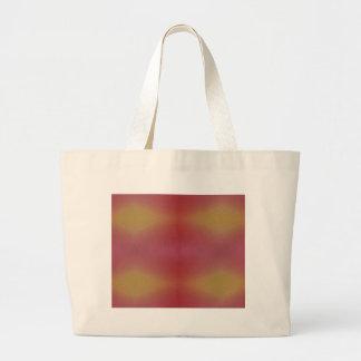Customizable Rose Yellow Soft Subtle Background Large Tote Bag