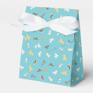 Customizable Running Dogs Gift Box