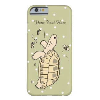 Customizable Russian Tortoise Phone Case Barely There iPhone 6 Case