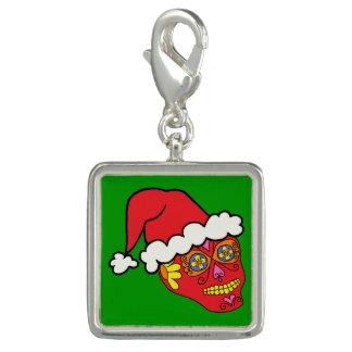 Customizable Santa Sugar Skull