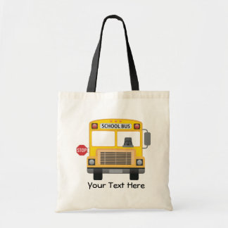 Customizable School Bus Bag