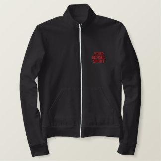 Customizable School Sports Jacket