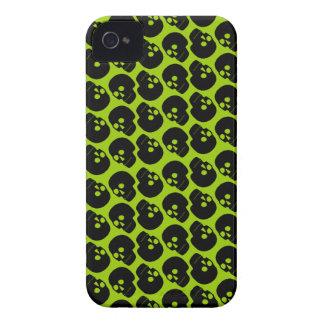 Customizable Skulls iPhone 4 Case