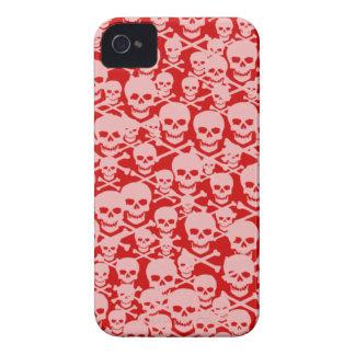 Customizable Skulls & Crossbones Case-Mate iPhone 4 Cases