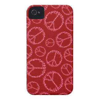 Customizable Skully Peace iPhone 4 Cases