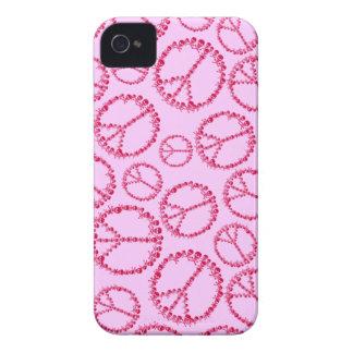 Customizable Skully Peace iPhone 4 Case