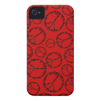 Customizable Skully Peace iPhone 4 Cover