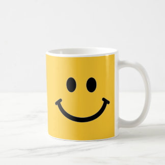 Customizable Smiley Face Mug