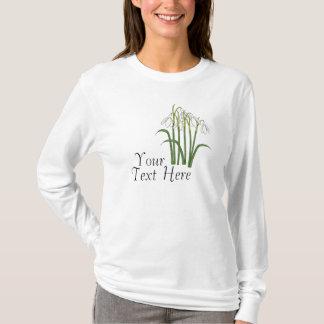 Customizable Snowdrop T-Shirt