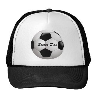 Customizable Soccer Ball Hats