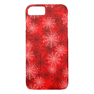 Customizable Spider Webs iPhone 7 Case