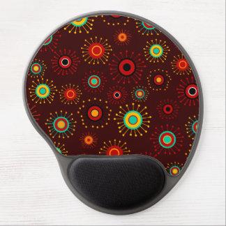 Customizable Starbursts Gel Mouse Pad