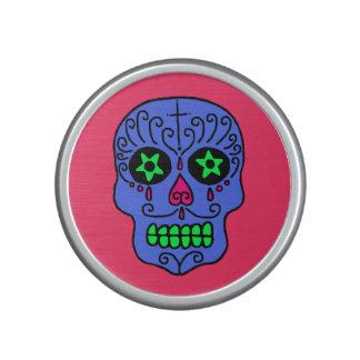 Customizable Sugar Skull Bluetooth Speaker