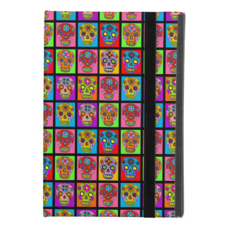 Customizable Sugar Skull Squares iPad Mini 4 Case