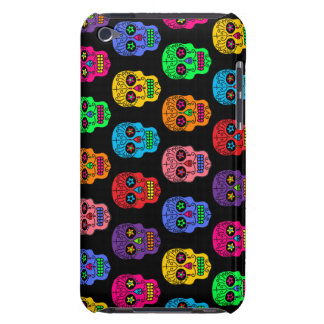 Customizable Sugar Skulls iPod Touch Case