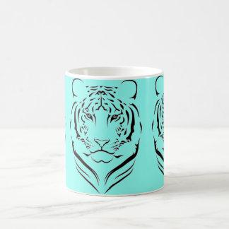 Customizable tiger mug