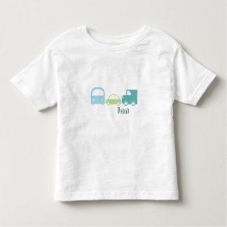 Customizable Toddler Tee - Traffic