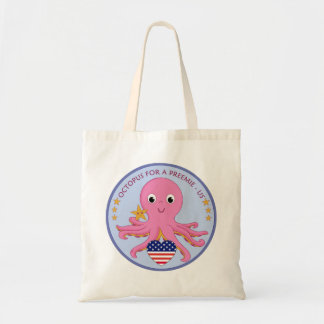 Customizable Tote Bag Octopus For A Preemie US
