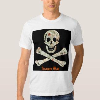 Customizable Treasure Map Shirt