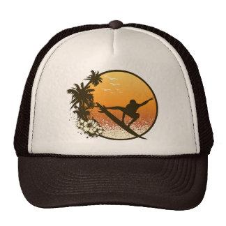 Customizable Tropical Cap