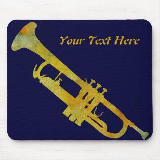 Customizable Trumpet Mousepad