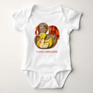 Customizable Turducken Design T Shirt