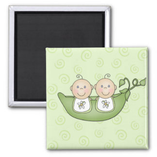 Customizable Twins magnet