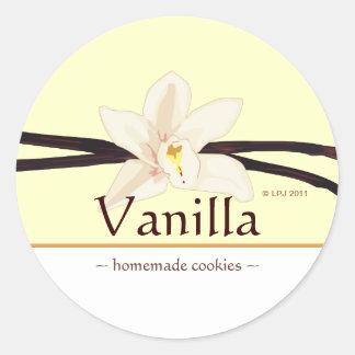 Customizable Vanilla Stickers