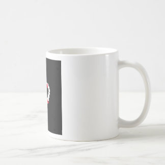 Customizable Vernon High School Candle Heart Coffee Mug