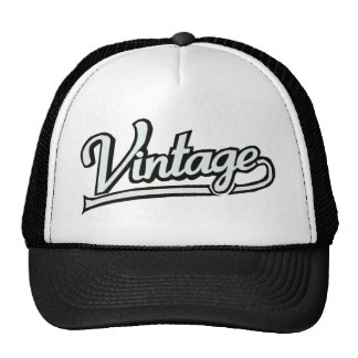Customizable Vintage Cap