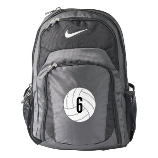 Customizable Volleyball Nike Backpack