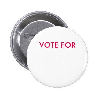 "Customizable ""Vote For"" Button"