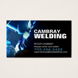 310 welding business cards and welding business card for Welder business cards