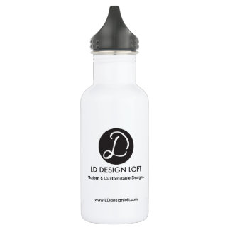 Customizable with Your Logo here, Promotion 532 Ml Water Bottle
