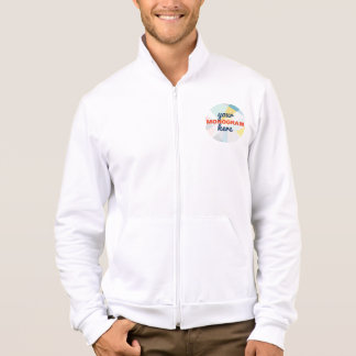Customizable with your Monogram/Logo Jacket