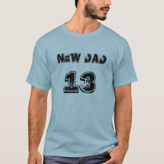 Customizable Year New Dad T-Shirt