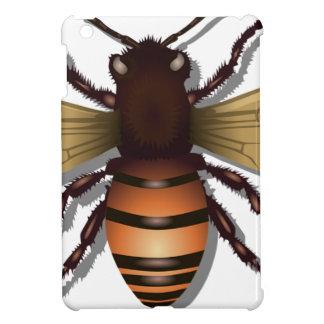 Customizable Yellow Bumble Bee iPad Mini Case