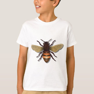 Customizable Yellow Bumble Bee T-Shirt