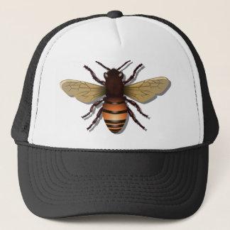 Customizable Yellow Bumble Bee Trucker Hat